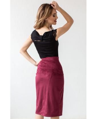 Стильная юбка карандаш