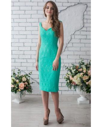 Платье футляр на выпускной