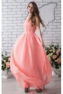 Платье на выпускной в греческом стиле