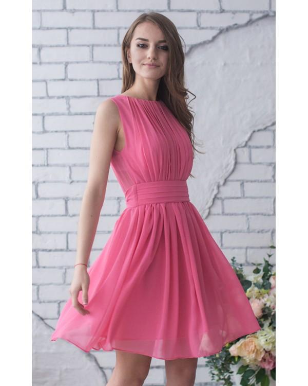 51a027b33b6 Розовое платье на выпускной купить в интернет-магазине Роял-бутик ...