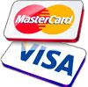 Оплата заказа картами Visa\MasterCard