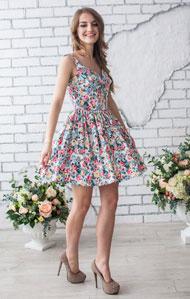 45e24948c96 Модные фасоны платьев на каждый день лето 2016 в интернет-магазине ...