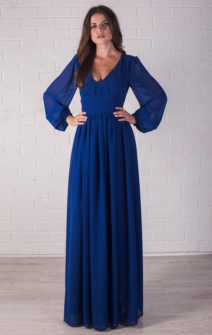 Купить Платье Длинное В Интернет Магазине