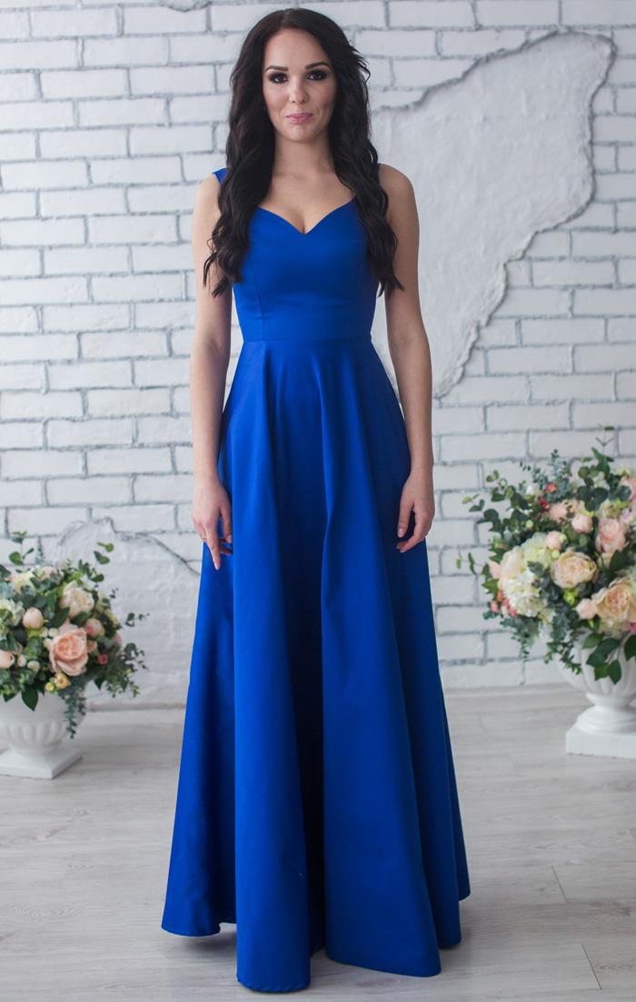 Длинное Вечернее Платье Купить В Интернет Магазине
