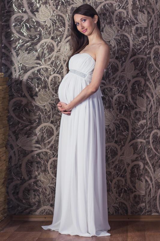 Вечерние платья для беременных доставка