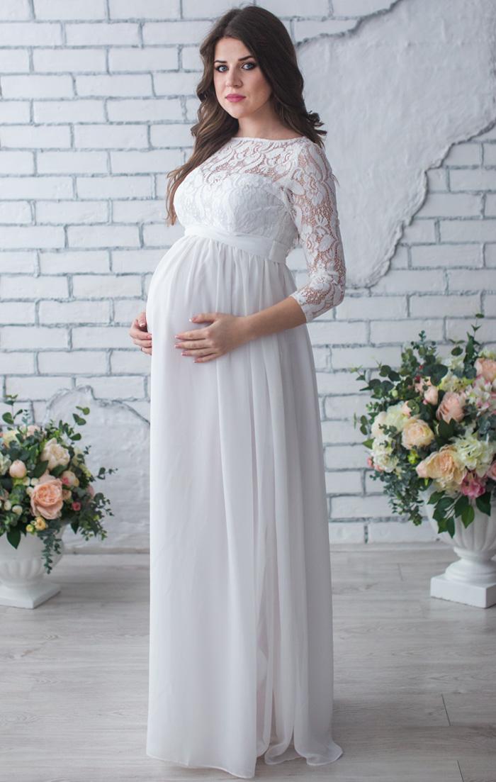 Платье на роспись для беременных купить в интернет