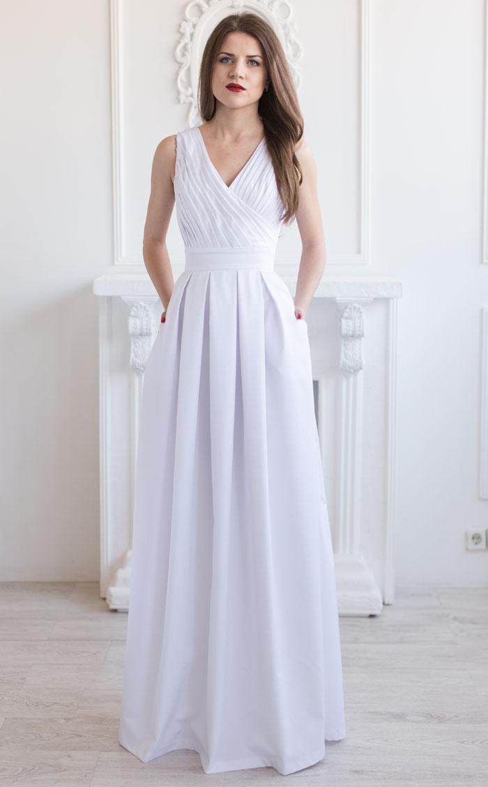 Платья Макси Купить В Интернет Магазин