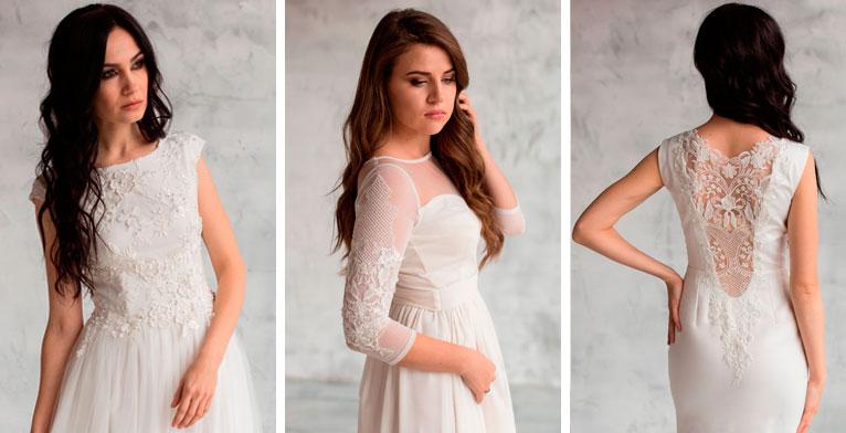 Фото новой коллекции свадебных платьев 2018